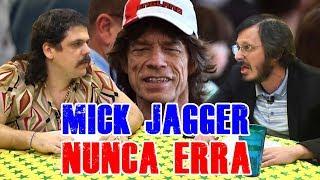 FALHA DE COBERTURA #176: Mick Jagger Nunca Erra