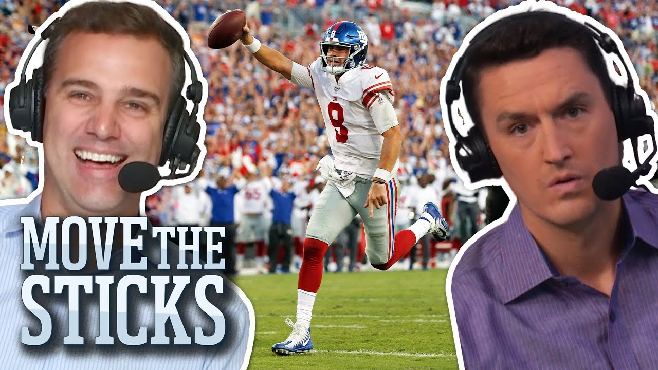Five Takeaways, Redskins Vs. Giants, Week 4