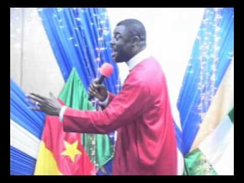 Prophet ISA EL BUBA saturday 23 November at Fountain of Hope Douala Cameroon