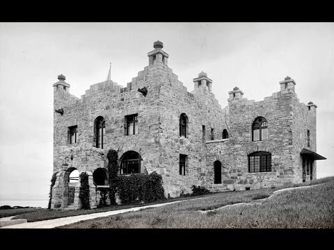 Kimball's Castle, Gilford NH ~ Abandoned & Almost Gone!
