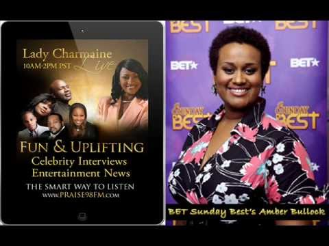 Amber Bullock on Lady Charmaine Live (Interview)