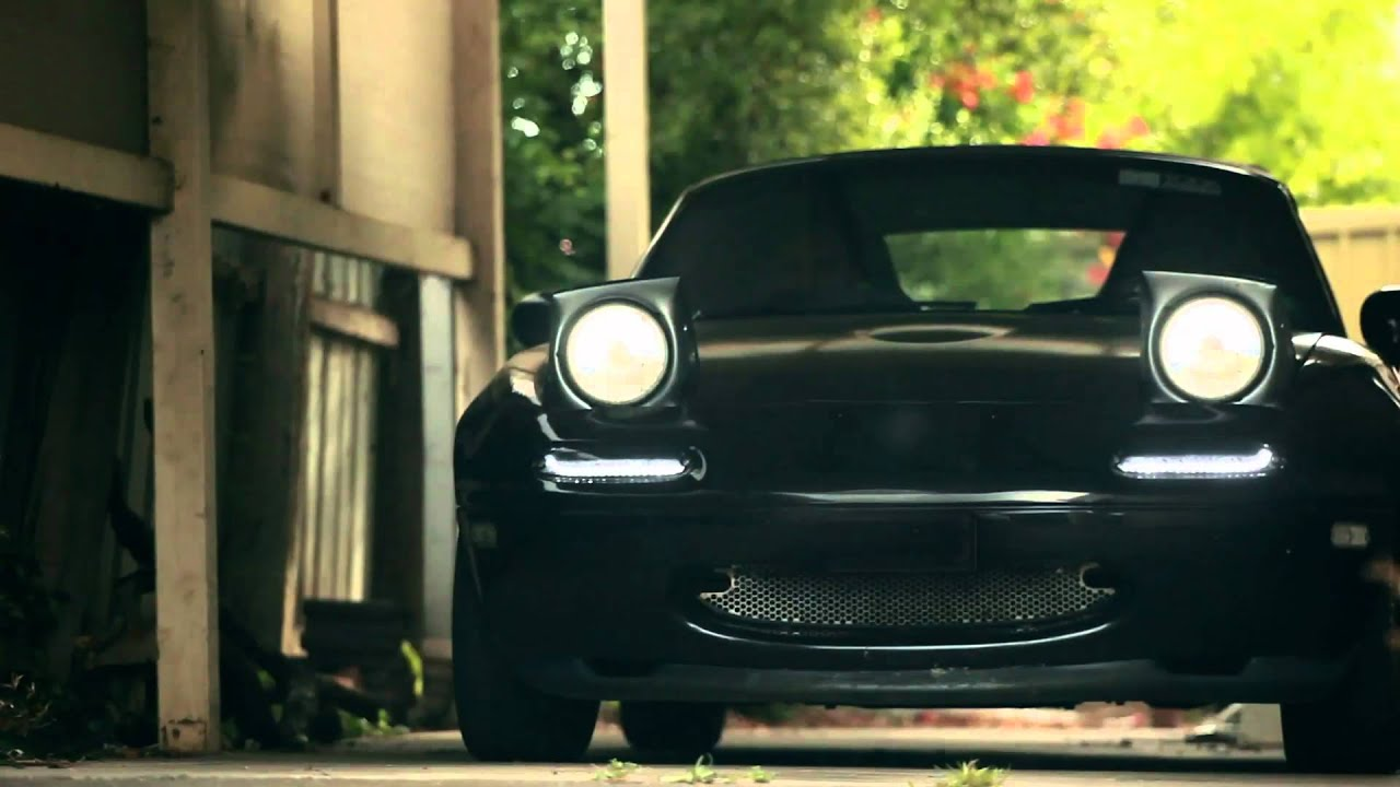 Miata Mx5 Switchback Led Light Conversion Youtube