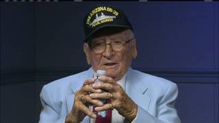 USS Arizona Survivor Tells His Story