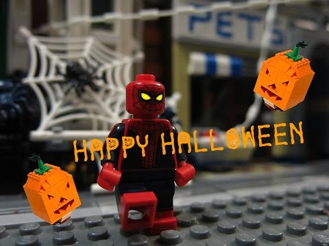 LEGO Marvel & DC Halloween!