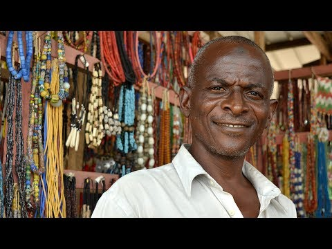 Garbe Mohammed - The Bead Man Of Ghana