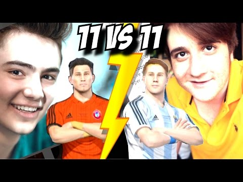 11 TANE FURKANYAMANHD VS 11 TANE GEREKSIZ ODA ! Tarihi Maç