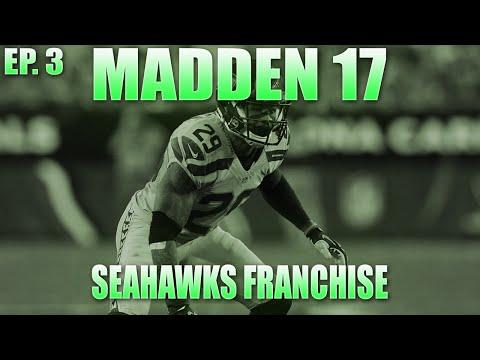 Seattle Seahawks︱Madden 17 Franchise︱Pre-Season Week 4 TWO WORDS: TREVONE BOYKIN︱ EP. 3