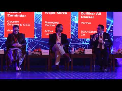 Global Business Services GBS and robots - A complete panel discussion from PLC 2017