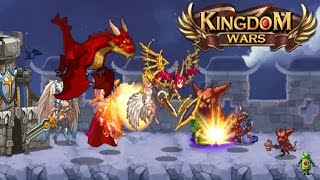 Kingdom Wars : Defense (iOS/Android) Gameplay HD