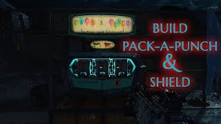 How to: Build Shield & Pack-a-Punch (Classified) Black Ops 4