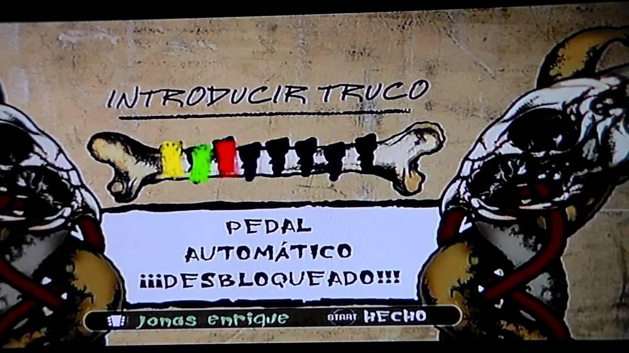 Trucos De Guitar Hero Metallica Youtube
