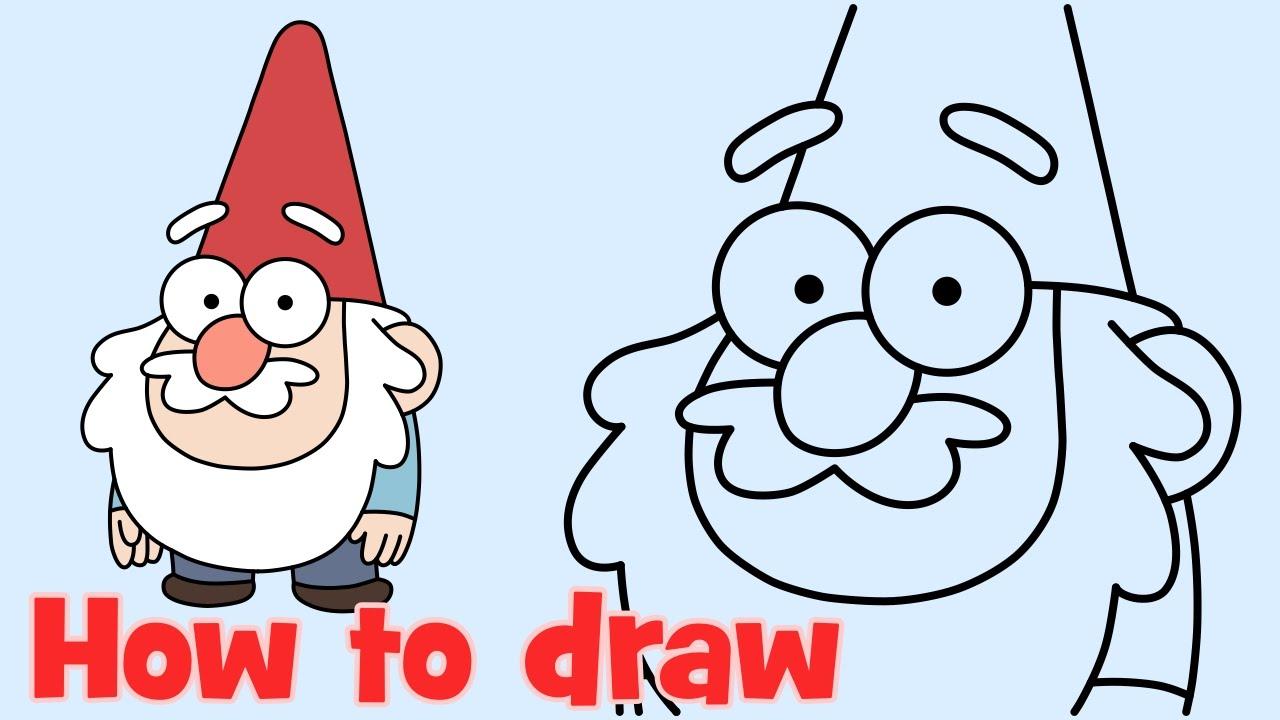 Imagenes De Dipper Para Colorear: Bill Para Colorear Gravity Falls
