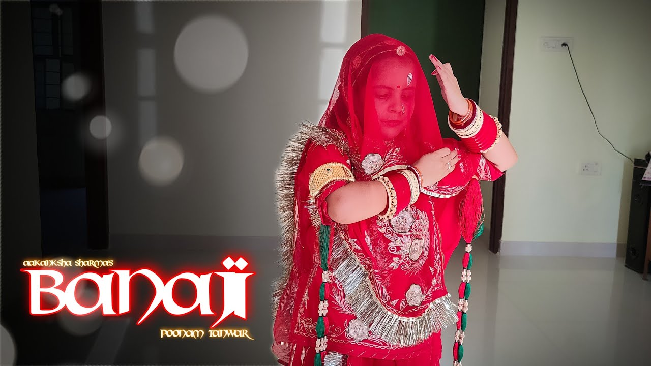 Download Banaji | Aakanksha Sharma | SP Jodha | Nikita Kumawat | Rajputi Dance | Rajasthani Dance