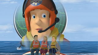 Fireman Sam 🌟Sam's Open Ocean Rescue 🔥New Episodes 🔥🚒 Kids Cartoons