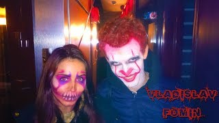 Vlog ( часть 25 ): Halloween Party ART&FACT/Конь В Пальто & ChicaGo & Арт Терраса...