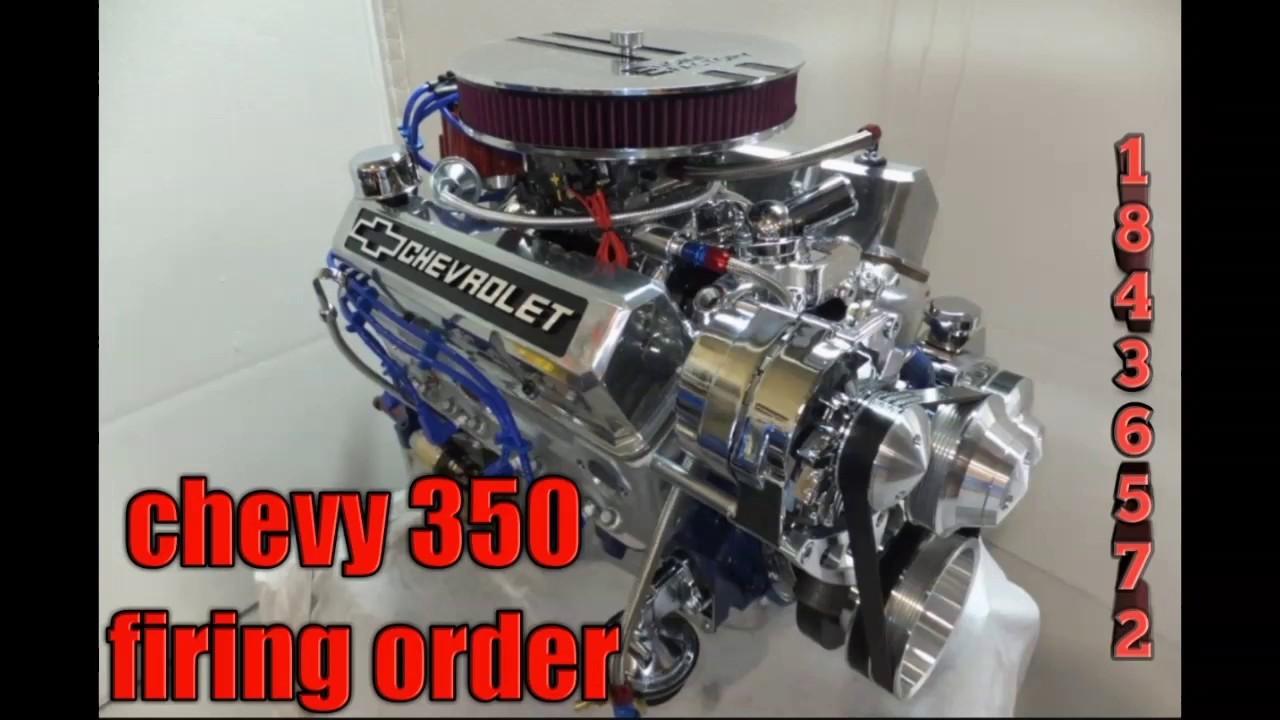 fire order diagram 5 7 hemi engine [ 1280 x 720 Pixel ]
