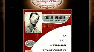 Charles Aznavour -- A T