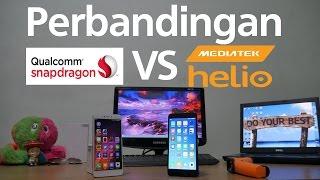 Perbandingan Prosessor Snapdragon Vs Mediatek