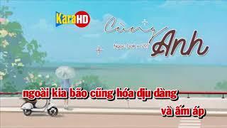 Karaoke Cùng Anh Ngọc Dolil x VRT Beat Chậm KaraHD