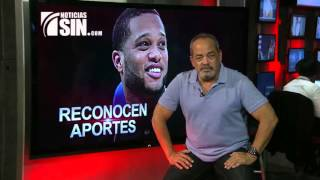 Alfonso Rodríguez: Aportes de Robinson Canó