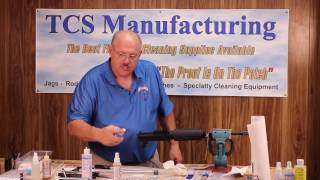 TCS AR 15 Cleaning Kit For The Upper Receiver