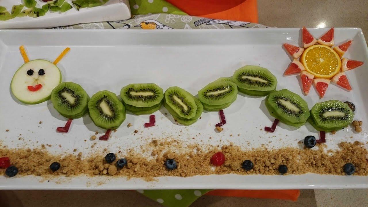 Mariposas y gusanitos frutales con Diego Topa