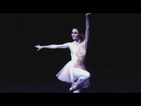 Ballerina's award-winning, groundbreaking career