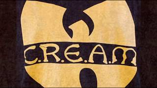 "Wu Tang Clan ""C.R.E.A.M."" 1993 with Lyrics and Artist Facts"