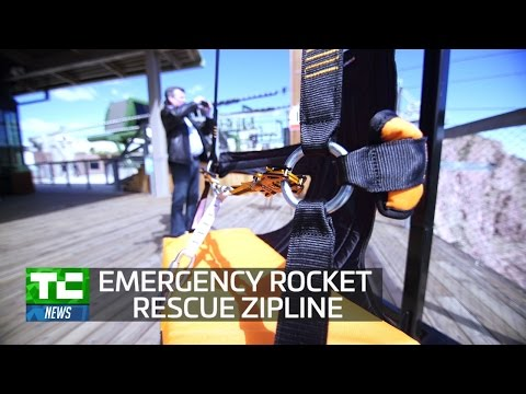 Boeing and ULA show off their emergency rocket rescue zipline