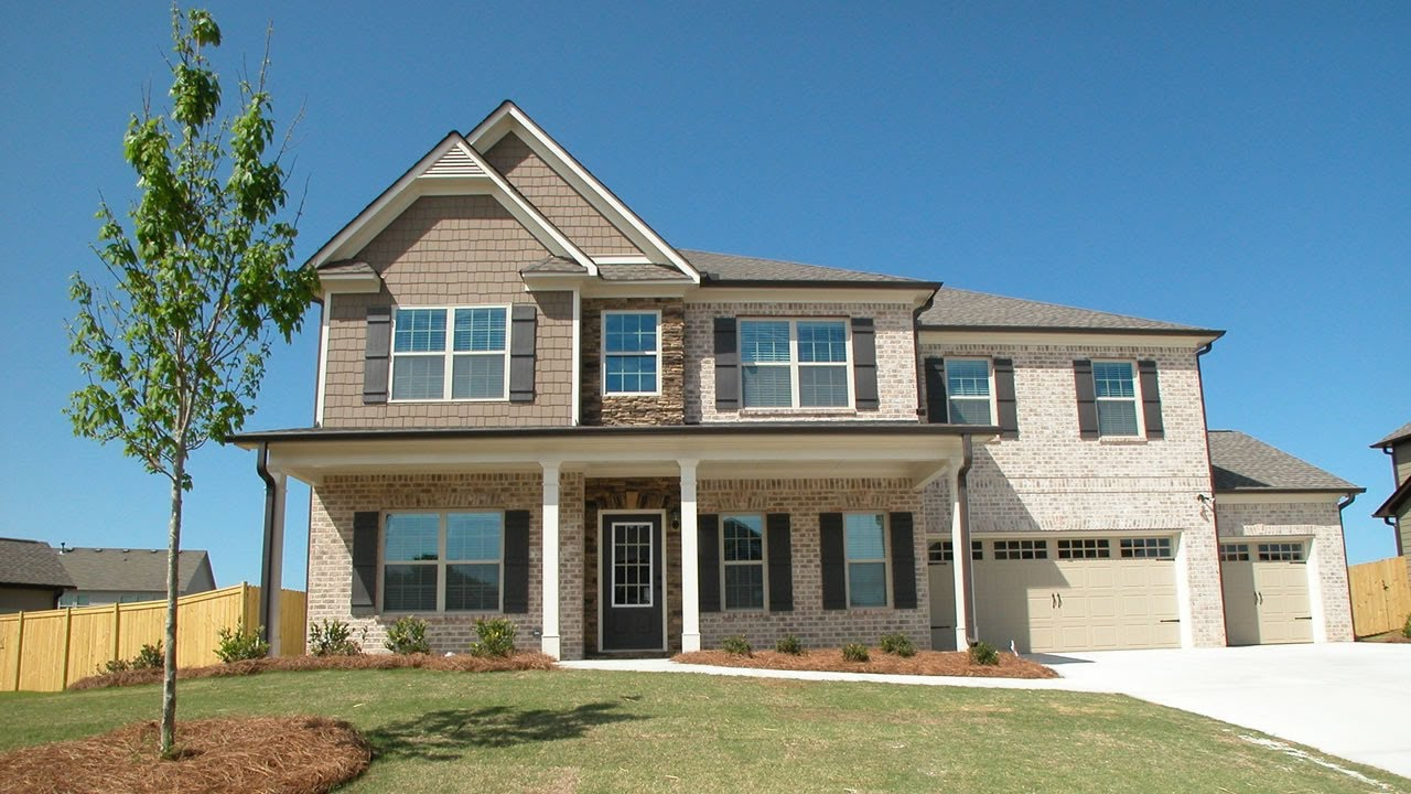 Providence New Homes In Dacula Gwinnett County Atlanta