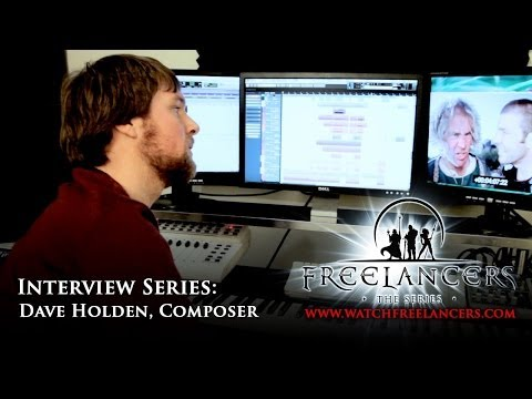 Freelancers Interview - Dave Holden composer
