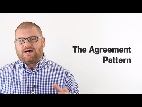 Hypnotic Language Patterns: How To Use The Agreement Pattern