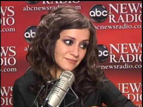 Lacey Sturm on ABC News Radio