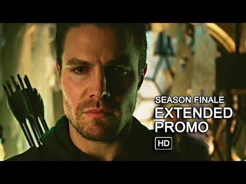 Arrow 2x23    Unthinkable HD Season Finale