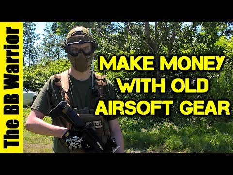 The BEST Ways To Sell Your Airsoft Gear! 💰