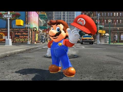 Super Mario Odyssey Gameplay Trailer (Nintendo Switch)