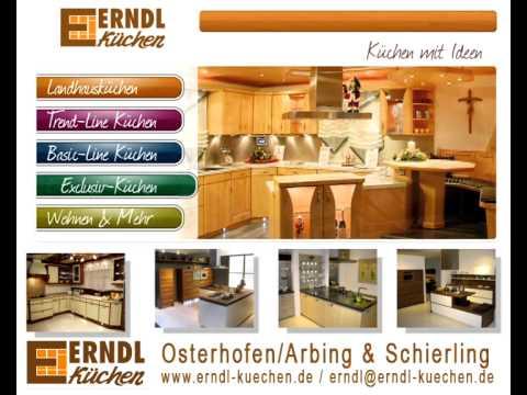 Erndl Küchen Werbung - YouTube | {Küchenstudio werbung 54}