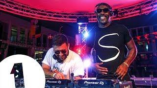 Idris Elba B2B Danny Howard | Radio 1 in Ibiza 2019