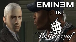 "Every EMINEM cutscene from ""50 Cent: Bulletproof"""