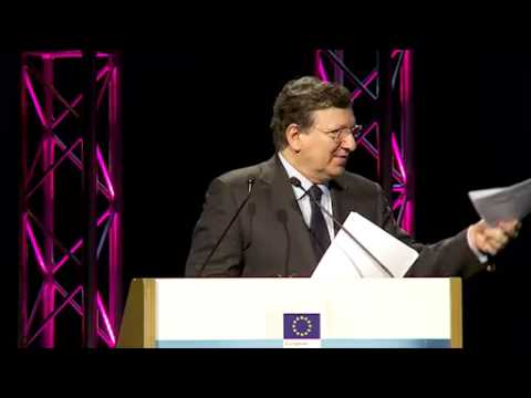 President Barroso at the Innovation Convention 2014
