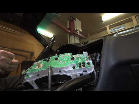 Installing LED Bulbs In A Dash
