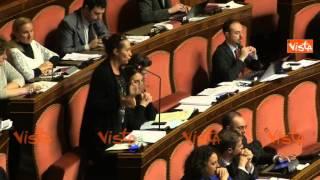 TAVERNA M5S: INTRODURRE RESPONSABILITA' CIVILE DEL LEGISLATORE
