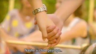 Nashe si chadh gayi french version   with lyrics   Ab`s Editz