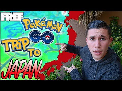 HOW TO WIN A FREE POKEMON GO TRIP TO JAPAN WITH YOUR FRIENDS!