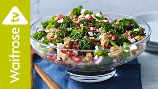 Winter Vegetable Salad With Hazelnuts | Waitrose