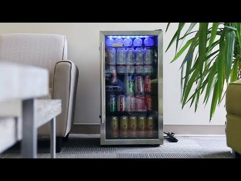 Danby 120-Can Beverage Cooler