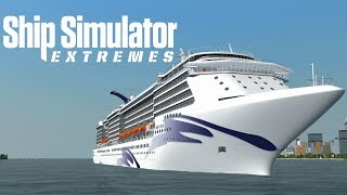 Ship Simulator Extremes - Orient Star Cruise Ship