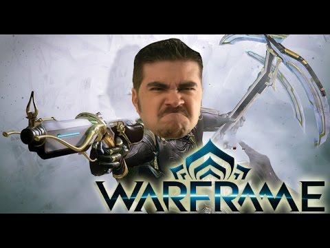 AngryJoe Plays Warframe! +AJS Update!