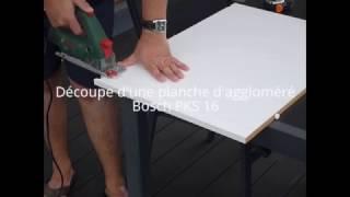 Test Bosch PKS 16 Multi