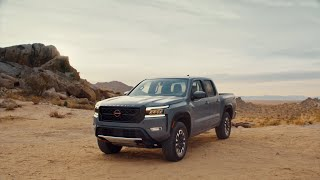 homepage tile video photo for All-New 2022 Nissan Frontier